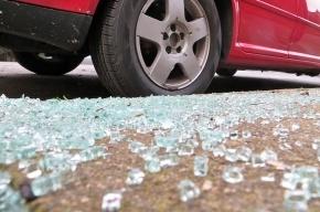 На Московском проспекте пассажир иномарки погиб в аварии с маршруткой и автобусом