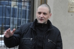 Следствие просит посадить Удальцова под домашний арест
