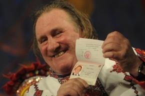 Жерару Депардье подарят регистрацию в Саранске на 23 февраля