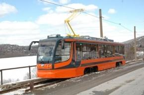 Петербург купит 20 челябинских трамваев за 1,107 млрд рублей
