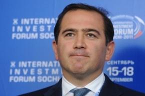 Вице-президента Олимпийского комитета отстранили после критики Путина
