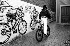 Власти решили превратить Петербург в велосипедный город