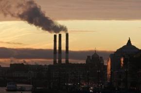 Петербург попал в сотню городов с самым грязным воздухом