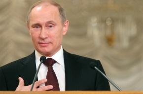 Путин высказался об обязательной школьной программе по литературе