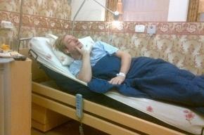 Рудковская опровергла слухи о «вымышленной» операции Плющенко, опубликовав фото