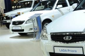 Названы цены на люксовую версию Lada Priora