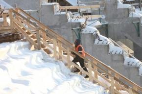 На петербургских чиновников завели уголовное дело из-за стадиона «Зенита»