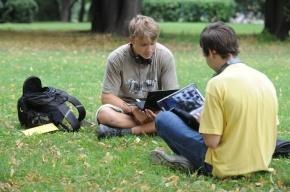 В Купчино во всех парках будет бесплатный Wi-Fi