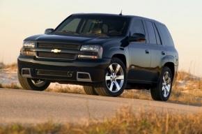 В Петербурге начинают выпускать Chevrolet Trailblazer