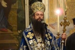 Болгарский митрополит пожертвовал часы Rolex храму, который задолжал за электричество