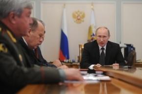 Владимир Путин убрал главного инспектора МВД