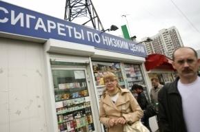 Петербуржцы не рады возвращению ларьков на улицы города