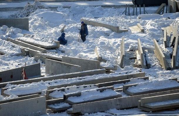 Москву снова ожидает потепление, но солнца будет меньше