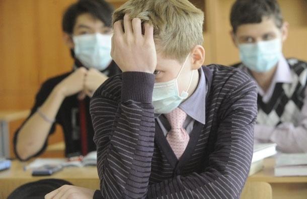 Эпидемия гриппа в Москве: заболевают дети, школьники и беременные женщины
