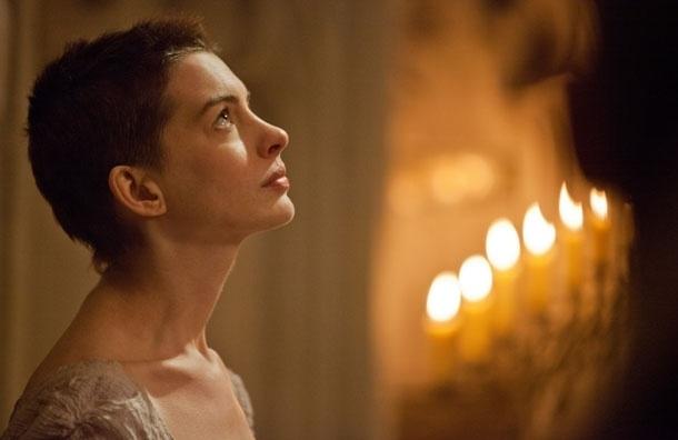 Оскар 2013: Энн Хэтэуэй - лучшая актриса второго плана