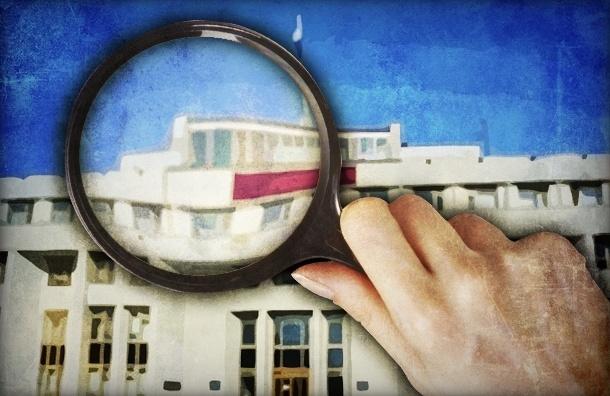В администрации Всеволожского района идет обыск
