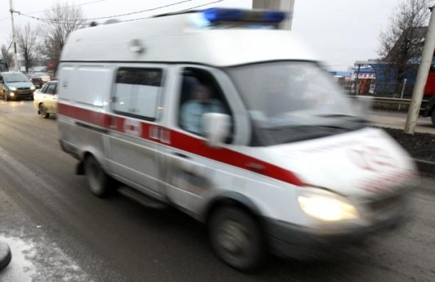В Москве обстреляны две машины
