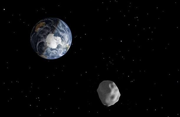 Астероид 2012 DA14 не несет угрозы Земле