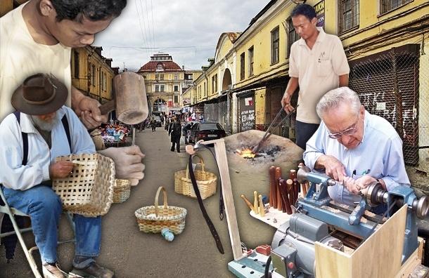 Апраксин двор: от главного рынка турецкой и китайской одежды до Города хэндмейд-мастеров