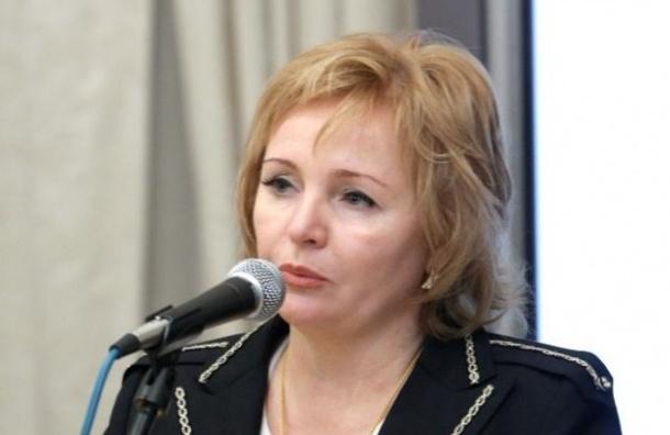 Людмила Путина после долгого перерыва появилась на публике