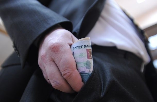 Взяточники из Росреестра в Ступино задержаны с поличным при получении полумиллиона рублей