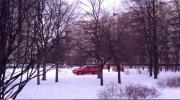 Фоторепортаж: «8 марта поздравление из такси»
