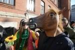 Фоторепортаж: «Harlem Shake Петербург 3 марта 2013»