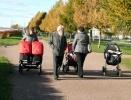 Мамы с колясками: Фоторепортаж