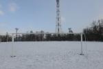 Фоторепортаж: «Забор рядом со стадионом под телебашней»