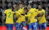 Товарищеский матч Бразилия - Англия: Фоторепортаж