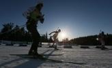 Фоторепортаж: «Биатлон, кубок мира, Ханты-Мансийск, женский спринт 14 марта»