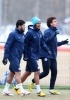 Тренировка перед матчем Терек - Зенит 31 марта: Фоторепортаж