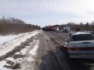 Фоторепортаж: «Авария Вологодская область, 28 марта»