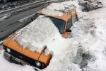 Фоторепортаж: «Машины-подснежники»