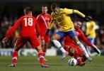 Фоторепортаж: «Россия - Бразилия 25 марта 2013 года»