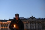 Фоторепортаж: «Час Земли 2013»