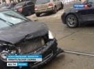 Лена Перова, ДТП: Фоторепортаж