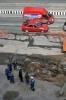 Площадь Труда, пробки, авария, прорыв: Фоторепортаж