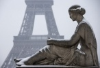 Снегопад в Европе, март 2013: Фоторепортаж