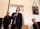 Фоторепортаж: «Майкл Макфол в Петербурге»