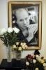 Андрей Панин, прощание: Фоторепортаж