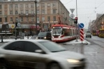 Трамваи, Садовая улица: Фоторепортаж