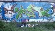 Фоторепортаж: «Петербургские граффити. Константин»