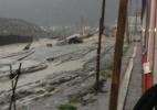 Фоторепортаж: «Красная Поляна, дамба, дождь, фото»