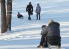 Фоторепортаж: «Удельный парк зимой»