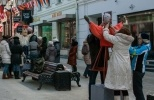 Масленичные куклы в Москве: Фоторепортаж