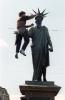 Фоторепортаж: «День смеха в Одессе (1990 г и 1988 г) и в Москве (1987 г)»