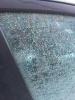 Обстрел машин в Коломне: Фоторепортаж