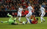 Матч Испания - Финляндия 22 марта 2013: Фоторепортаж