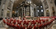 Фоторепортаж: «Как выбирают Папу. Рим в ожидании»
